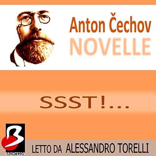 Novelle di Cechov: SST!... copertina