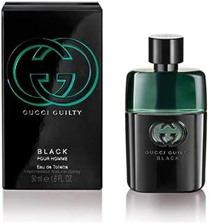 Gucci Guilty Black Pour Homme by Gucci for Men - Eau de Toilette, 50ml