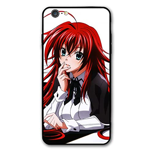 Anime Rias Gremory High School DXD iPhone 6/6s Plus Cases Shockproof for Anime Japanese One Size