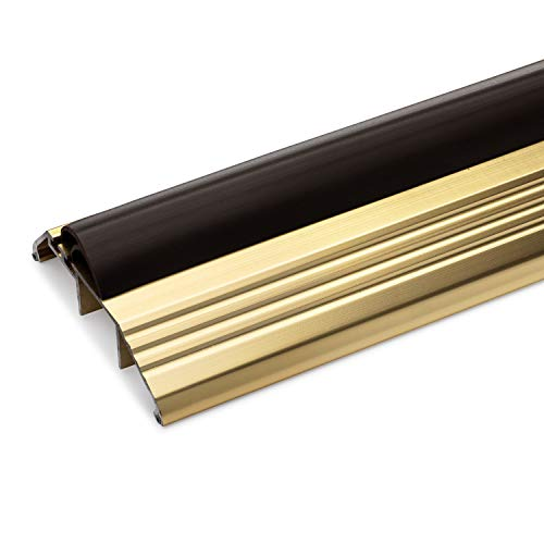 High Height Gold Threshold with Vinyl Seal Threshold 4