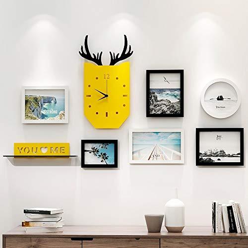 De enige goede kwaliteit Meubels Decoratieve Schilderij Combinatie/Muur Schilderen Woonkamer Schilderij Slaapbank Wand/Modern Minimalistisch Restaurant Creatieve muurschildering