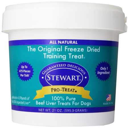 Stewart Pro-Treat, Freeze Dried Dog Treats