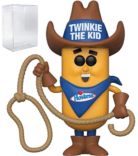 Funko Pop! Ad Icons: Hostess - Twinkie The Kid Vinyl Figure (Includes Compatible Pop Box Protector Case)