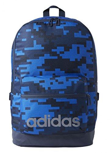 adidas Herren BP AOP Daily Tasche, Blue/Azul, Nicht zutreffend