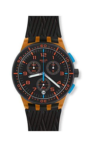 Orologio Swatch Chrono SUSO401 ORANGE TIRE