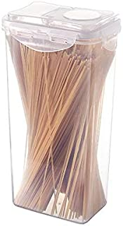 3.855,5/gram con adesivi e spazzole Aplanet recipiente per cereali/ caff/è /grande sigillato lattine 4L cibo per animali domestici ecc. in 4/colori per cereali farina