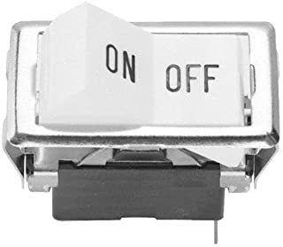 Star Mfg 2E-Y6797 Rocker Switch Fits 7/8 X 1-1/2 Hole Spst For Star Hot Dog Broiler 174 175 421241