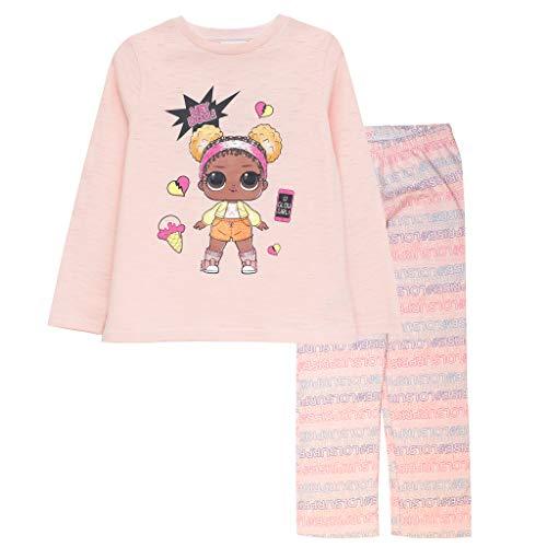 LOL Surprise Corte Champ Niñas Larga Pijamas Set Rosa Palido 140   OMG Ropa de Dormir, Escuela de niñas Pijama, Ropa para niños, Idea del Regalo de cumpleaños de los niños