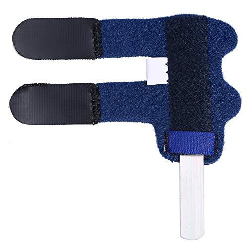 Alivio del dolor, brazo, mano y dedo SuppoFinger férulas gatillo fijación de dedos férula enderezadora de la férula corrector de apoyo 🔥