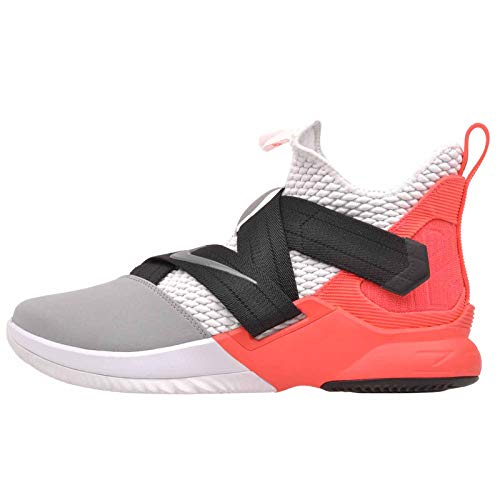 Tênis Nike Lebron Soldier 12 Flash Crimson King James (39)