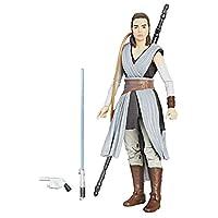"""- personnage féminin issu de Star Wars Episode 8 - figurine ultra détaillée - nombreux points d'articulation permettant de lui faire prendre des poses """"réelles"""" - accessoires inclus"""