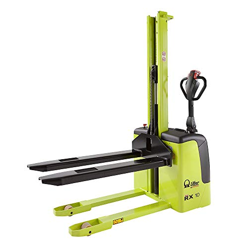 Elektro-Deichselstapler Tragfähigkeit 1000 kg Gabelmaße, LxB 1153 x 150 mm