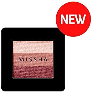 [Missha] ミシャ トリプルアイシャドウ 2017 秋冬 NEW COLOR 4色 (#16 Rose Fondue) [並行輸入品]