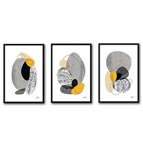 Cuadro Abstracto  marca MINIMA LISTA