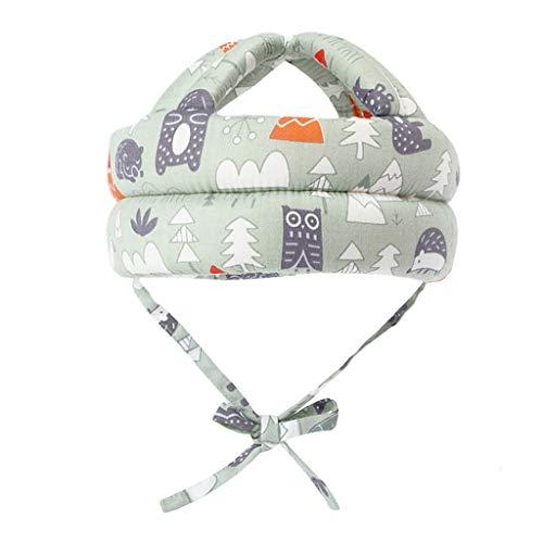 sharprepublic Infantile Cappello Protettivo Casco di Sicurezza per Bambini - 40-53cm - I, I -1