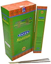 Satya Mantram Incense Sticks - 180 Grams - Indian Incense