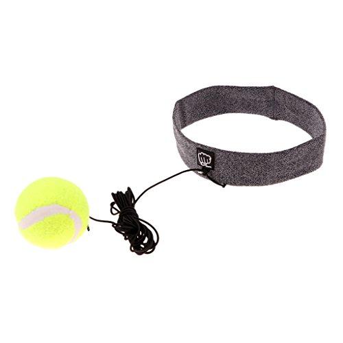 dailymall Kampfball mit Stirnband für...