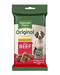 Contains no artificial flavours or colours Made from a meaty blend of beef & pork Gluten Free