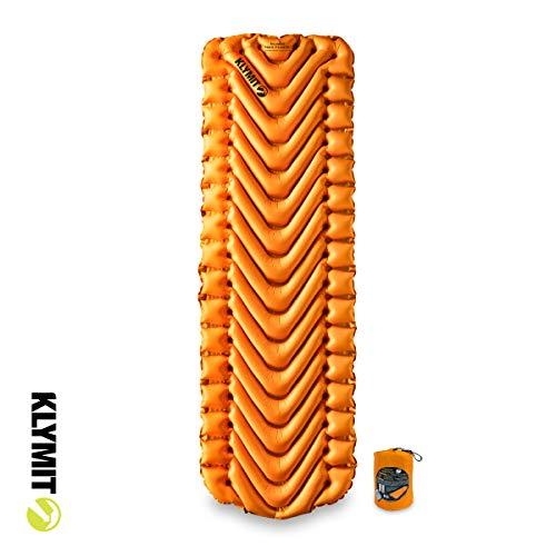 Klymit Insulated Static V Lite Isomatte, Orange, Einheitsgröße