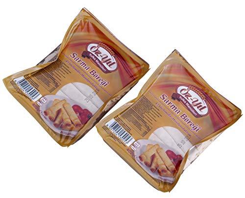 Orient-Feinkost Angebot 2 x 400g Öz-Yil Sigara Börek - Mit Weichkäse gefüllte Teigrollen
