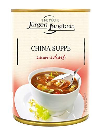 Chinesische Sauer-Scharf-Suppe von Jürgen Langbein, 400ml