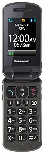 Panasonic KX-TU339EXBE Senioren Handy, schwarz