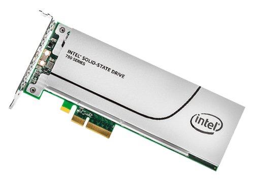 INTEL 750 SSD 400 GB M.2 PCIe 3.0 20nm MLC