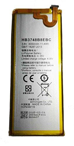 Todobarato24h Bateria Compatible con Huawei G7, 3000 mAh Voltaje 3.8v