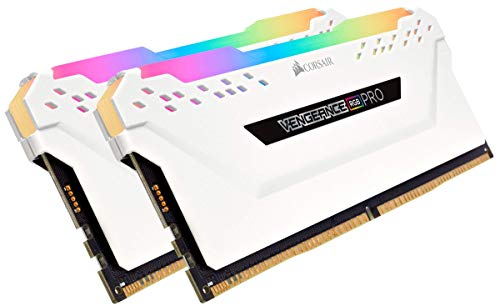 CORSAIR Vengeance RGB PRO Light Enhancement Kit (Memory not Included)  White