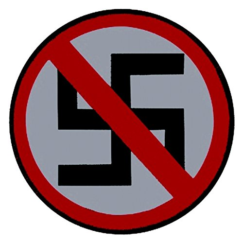 Aufnäher Patch - Anti Nazi