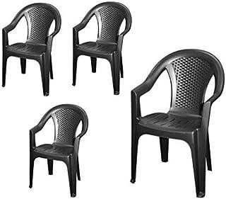 Amazon.fr : chaise de jardin plastique