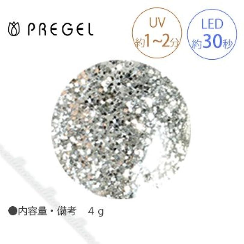 セブン摂氏無し【PREGEL】 プリジェル カラーEX ダイヤモンドシリーズ ダイヤモンドシルバー PG-CE400 4g