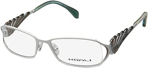 Koali By Morel 6919k Womens/Ladies Designer Full-rim Natural Materials Hip Case Fancy Eyeglasses/Spectacles