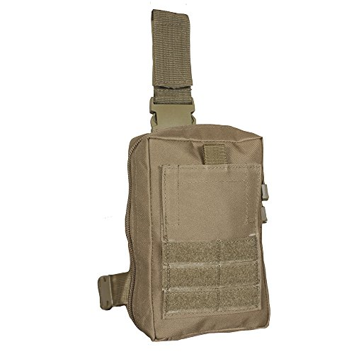 Fox Outdoor Drop Leg First Responder System Pouch Coyote