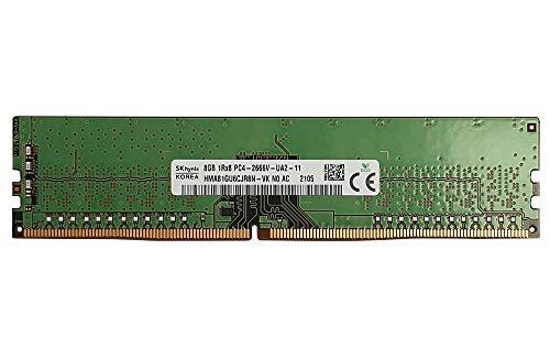 Hynix - Modulo di memoria RAM 8 GB PC4-21300 DDR4-2666MHz 288-Pin DIMM 1,2 V HMA81GU6CJR8N-VK
