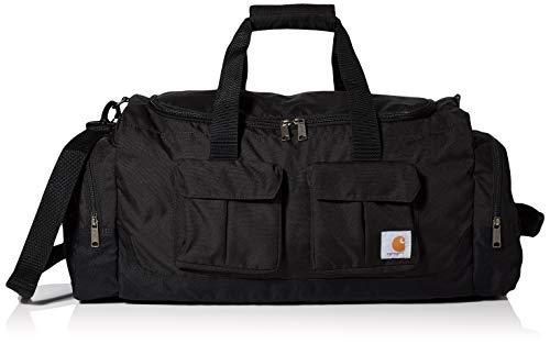 Carhartt Unisex-Adult Legacy 25 Inch Utility Duffel Bag Carry-On Luggage, Black, OFA
