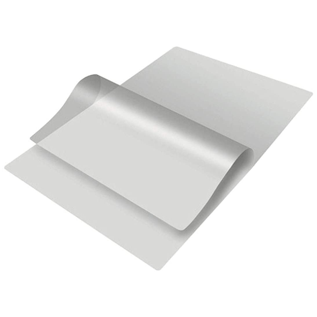 TYH Supplies 200-Pack Thermal Laminating Pouches Hot Glossy Clear Pockets 8.5