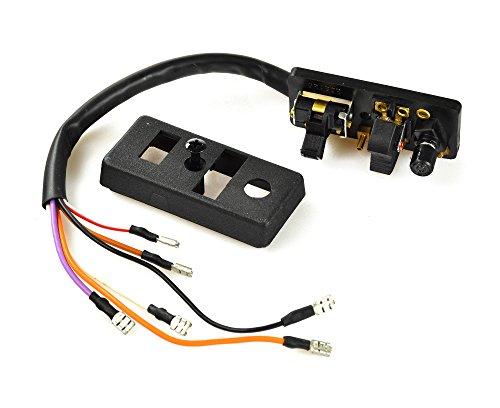 SIEM - Mando de luces VESPA 160740 PX 125/200, P200E - 45575