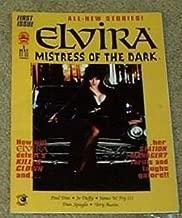 Elvira Mistress of the Dark #1 First Issue (All New Stories, 1)
