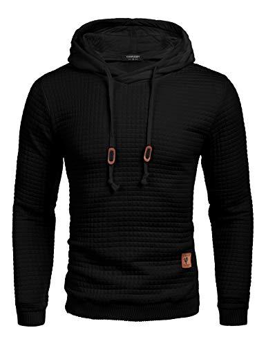 COOFANDY Men's Sweatshirt Hipste...