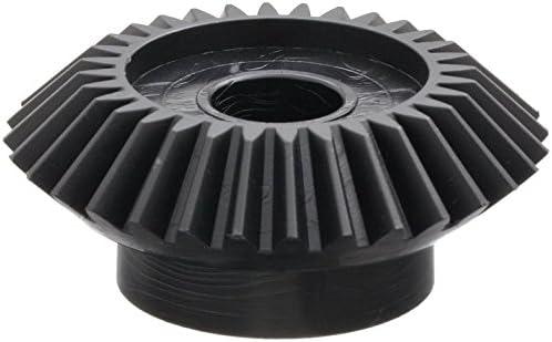 0.500 Bore Molded Nylon 32 Teeth Boston Gear GP1632Y Miter Gear 1:1 Ratio 16 Pitch 20 degree Pressure Angle
