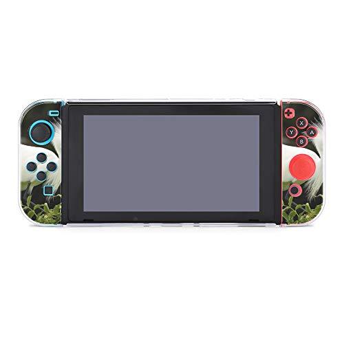 Carcasa protectora para Nintendo Switch, diseño de garfia nevada en la cría de plumaje duradero para Nintendo Switch y Joy Con