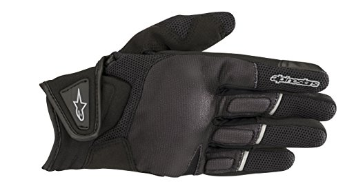 Motorradhandschuhe Alpinestars Stella Atom Gloves Black, Schwarz, L