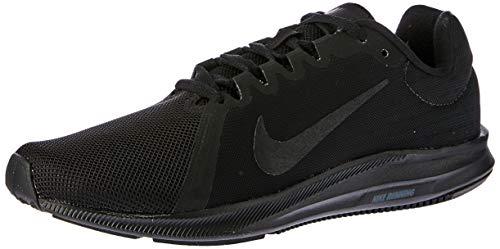 Nike Downshifter 8, Zapatillas de Entrenamiento para Hombre, Negro Black 002, 42.5 EU