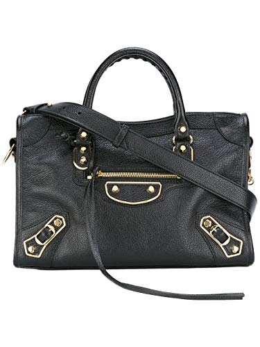 Luxury Fashion | Balenciaga Womens 432831AQ41G1000 Black Handbag | Spring Summer 20