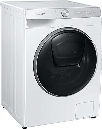 Samsung WW81T956ASH/S2 - Lavadora (8 kg, 1600 rpm, QuickDrive Eco, espuma activa, AddWash