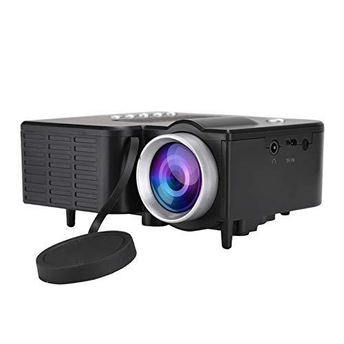 Mini proyector, proyector de video portátil con pantalla LCD de 1080P, proyector de...