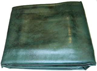 Iszy Billiards 8 Foot Heavy Duty Fitted Leatherette Pool Table Billiard Cover Several Colors to Choose From