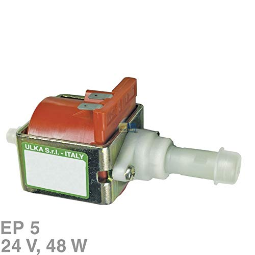 LUTH Premium Profi Parts Pompa Ulka EP5 48W 48W 24V Alternativa Universale, ad es. per Macchina da caffè
