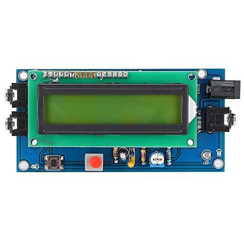 Weikeya Durable Morse Código Lector, DC7-12v/500mA Calidad Material Código Faro Usar